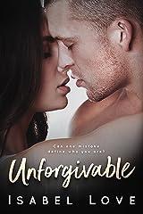 Unforgivable Kindle Edition