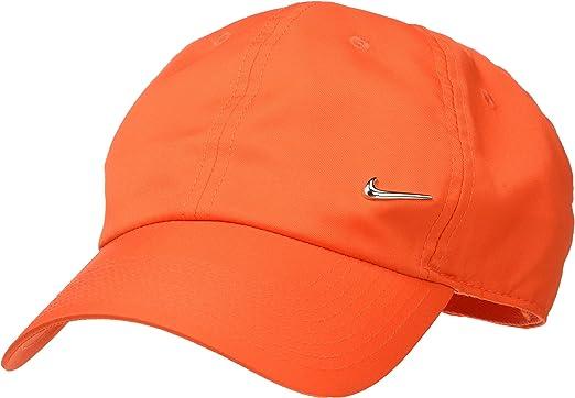 negar más ruptura  Nike U Nk H86 Cap Metal Swoosh Hat, Unisex Adulto: Amazon.es: Ropa y  accesorios