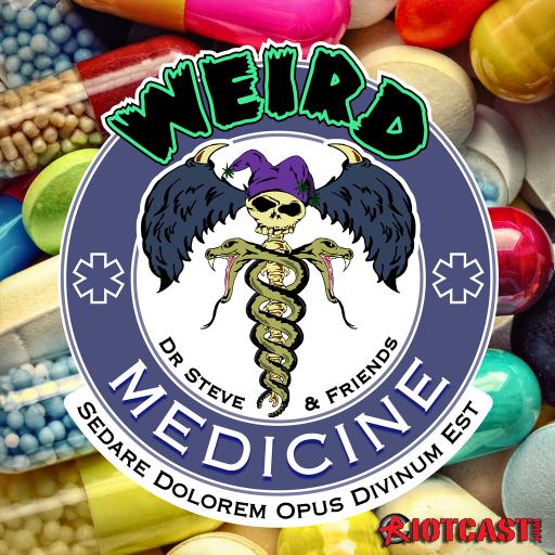 Weird Medicine (Sirius Xm Radio App)