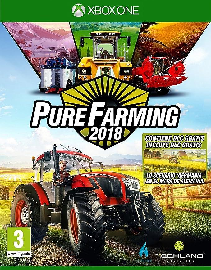 2 opinioni per Pure Farming 2018- Xbox One