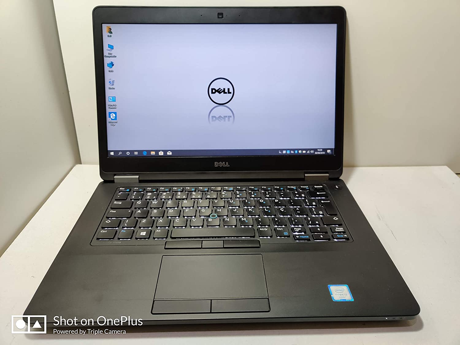 Dell Latitude E5470 Laptop i7-6600U 8GB 256GB SSD Windows 10 Pro