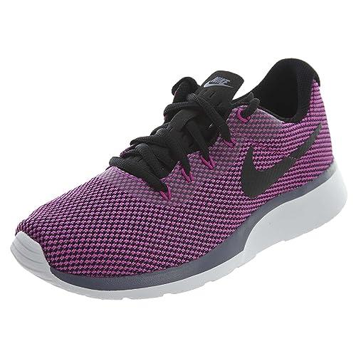 wholesale dealer e9fbf 12560 cheap nike tanjun sneakers purple 967f4 32cb0  order amazon nike tanjun  racer women sneakers light carbon black hyper magenta fashion sneakers  faf63 fa04b