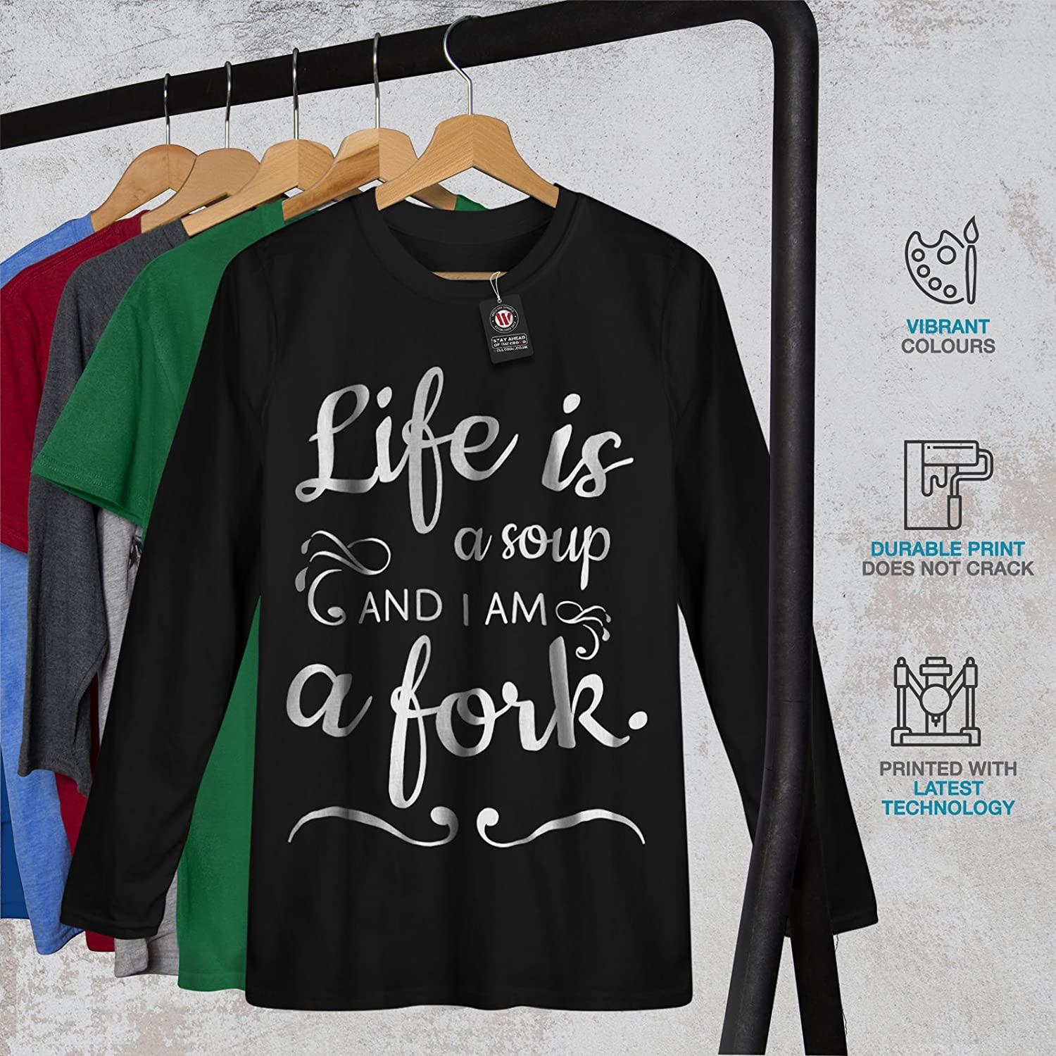 Sweatshirt Red STFND Where is The Trickle