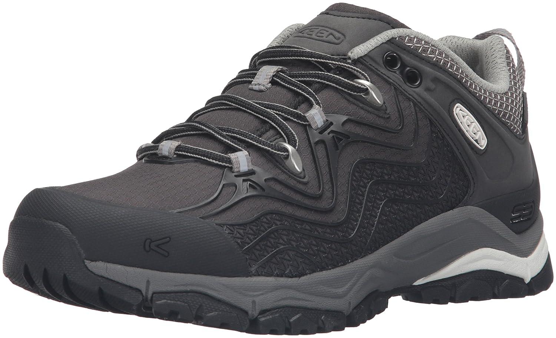 KEEN Women's Aphlex Waterproof Shoe B019FCCSAS 9 B(M) US|Black/Gargoyle