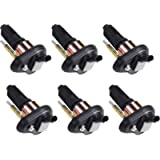 ENA Pack of 6 Ignition Coils compatible with Chevy - Trailblazer - Envoy - Rainer- Colorado - Canyon - Isuzu - Chevrolet…