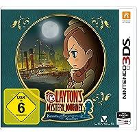 Layton`s Mystery Journey: Katrielle und die Verschwörung der Millionäre - Standard Edition - [Nintendo 3DS]