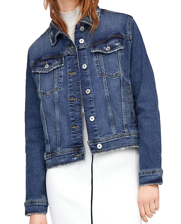 4979022 Denim Jacket Amazon Zara Women Women's Basic At N8wZOnPk0X