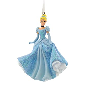 Image Unavailable. Image not available for. Color: Hallmark Disney Cinderella  Christmas Ornament - Amazon.com: Hallmark Disney Cinderella Christmas Ornament: Home