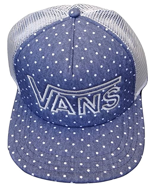 fb31d3d6f4b66c Image Unavailable. Image not available for. Color  Vans Drop V Trucker Hat  ...