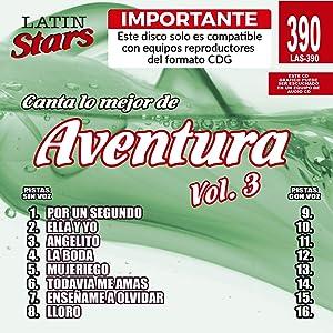 Karaoke Latin Stars 3 by Aventura Karaoke
