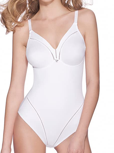 Lady Bella Lingerie Top Comfort P6739 Body Reductoras Adelgazantes Mujer  sin aro Copa C preformada Body Mujer Elegante Reductor y Moldeador Talla  Grande  ... 4fcdf773e729
