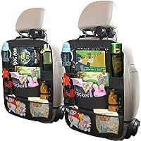 $27 » Backseat Car Organizer,matiugod 2 Pack Waterproof and Durable Car Organizer Back…