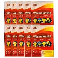Bodywarmer 8H, Coussin chauffant FLECTOR pads chauffants rechauffe-dos 10-er SET