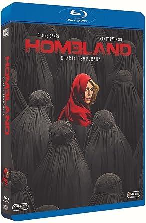 Homeland - Temporada 4 [Blu-ray]: Amazon.es: Claire Danes, Damian ...