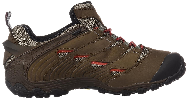 Merrell Chameleon 7 Low Herren Leder Wanderschuhe Trekking Outdoor Schuhe J12057