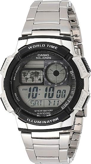 Casio Reloj con Movimiento Cuarzo japonés 4971850443391