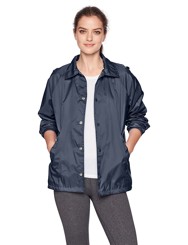 Augusta Sportswear Unisex-Adult Nylon Coachs Jacket//Lined Augusta Sportswear Holdings Inc M22592