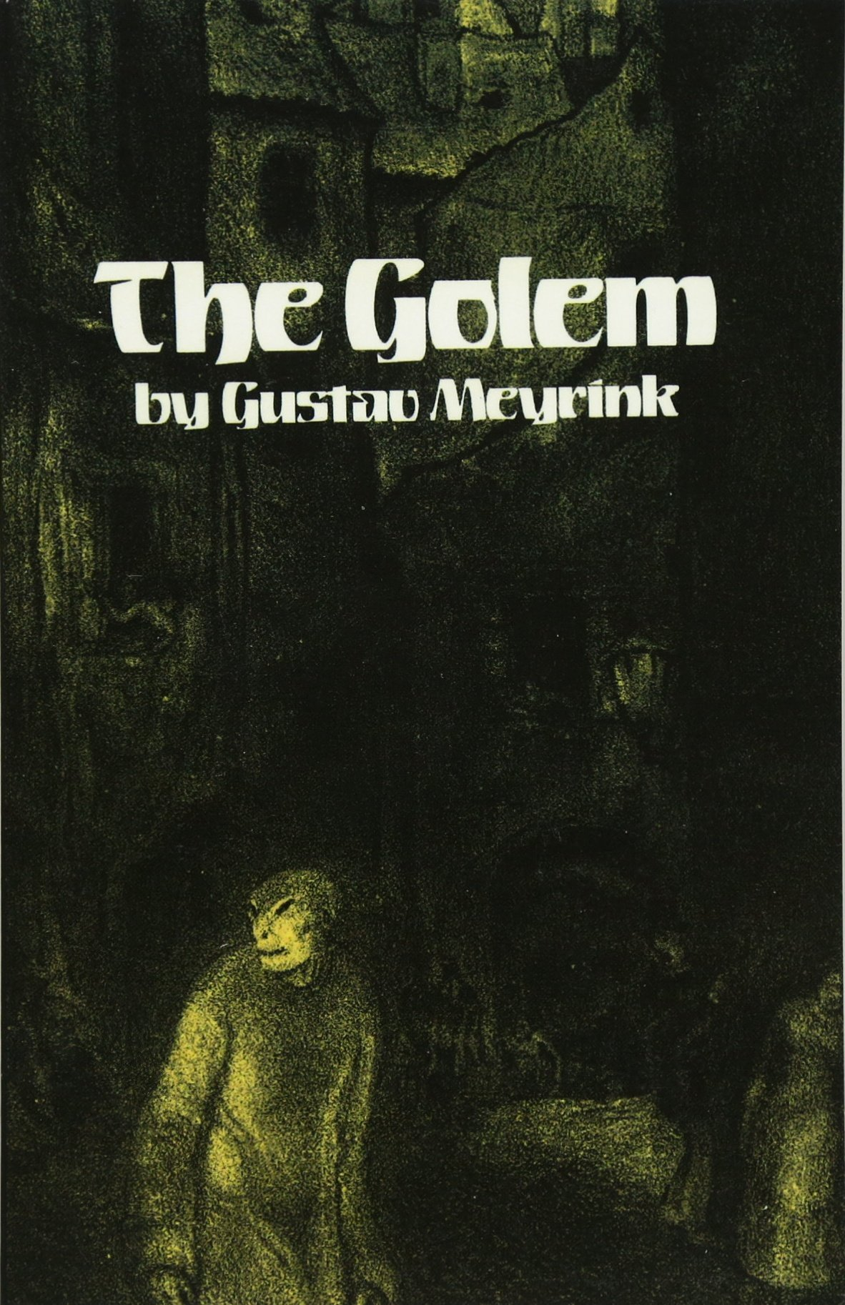 The Golem (Dover Mystery, Detective, & Other Fiction): Gustav Meyrink, Hugo  Steiner-Prag, Madge Pemberton: 0800759250257: Amazon.com: Books