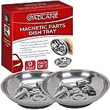GADLANE Magnetiska delar bricka skålskål rostfritt stål slitstark icke-märkande mutter och bulttuttag skruvar…
