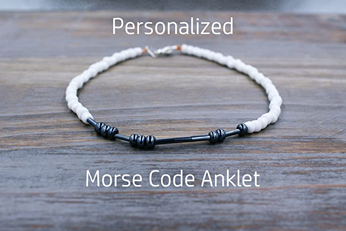 bracelets bracelet warranty made ankle custom anklet anklets day