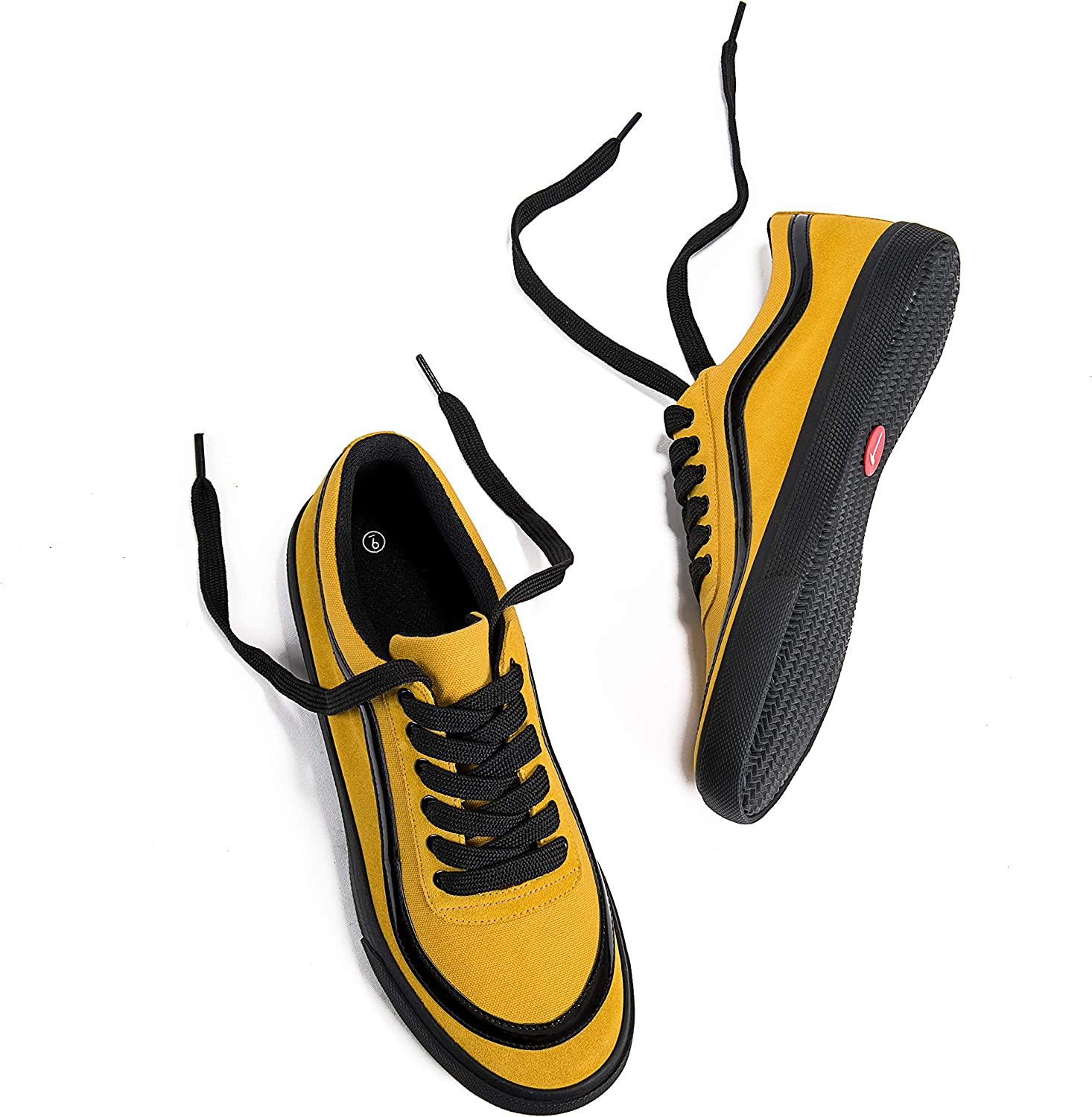 DOUBLESTAR MR Bruce Lee Commemorative Edition Stylish Slip On Lightweight Kung Fu Parkour Martial Arts UFC MMA Skateboard Oxford Training Shoes Pure Action Sport Casual Minimalist Athletic Sneaker