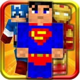 Superhero Skins for Minecraft