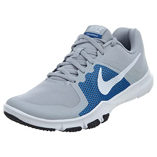 nike training flex control ii chaussures de course gris