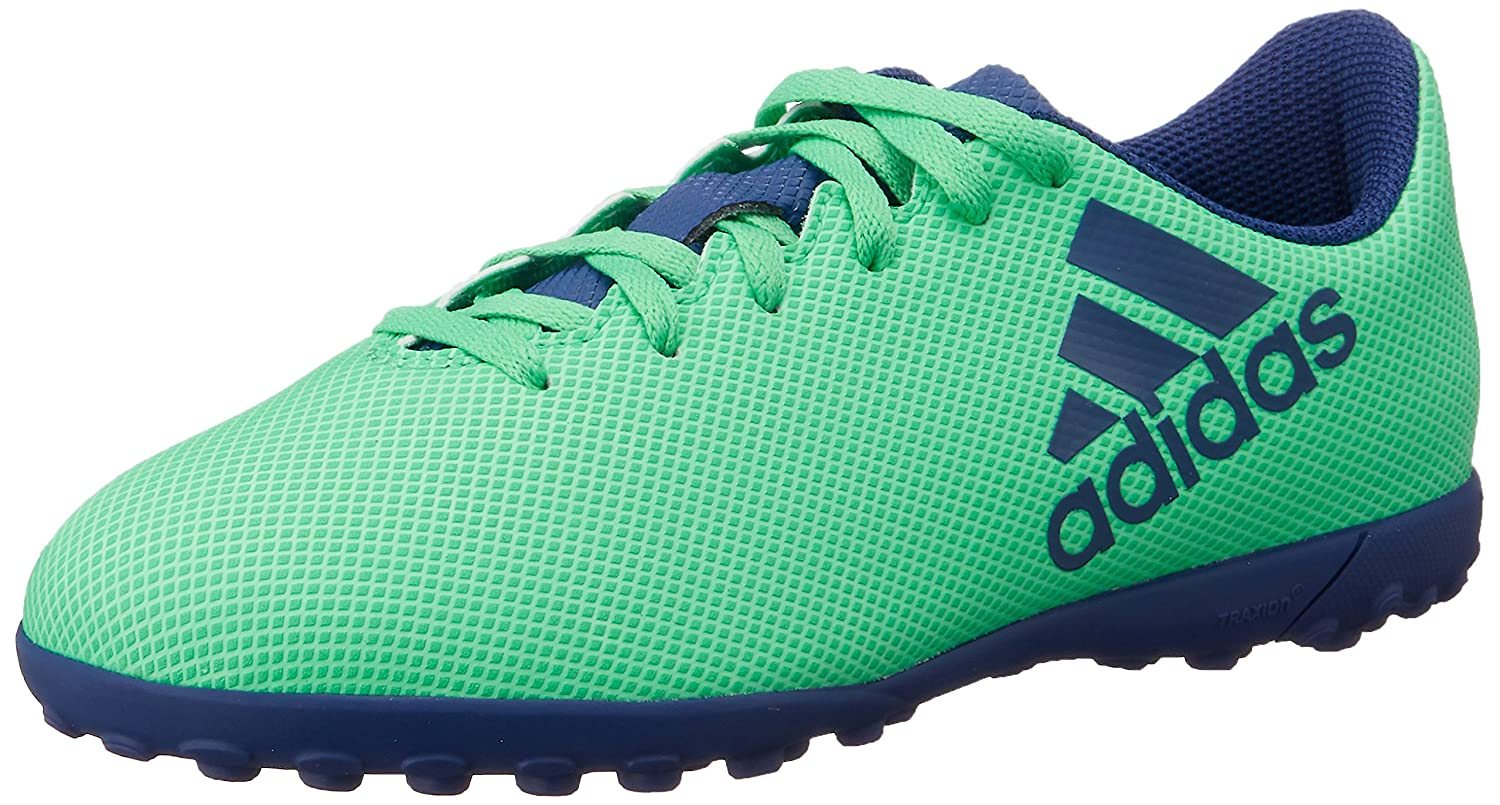 adidas X Tango 17.4 TF Jr Cp9045, Chaussures de Football Mixte Adulte