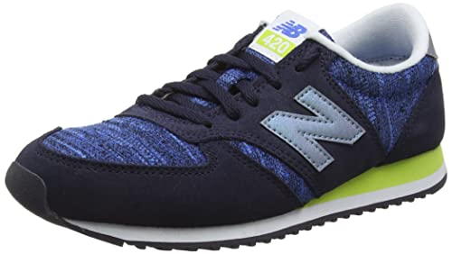 b8932528366f ... canada new balance womens 420 training running shoes multicolor blue  green 458 3f707 b3bf0