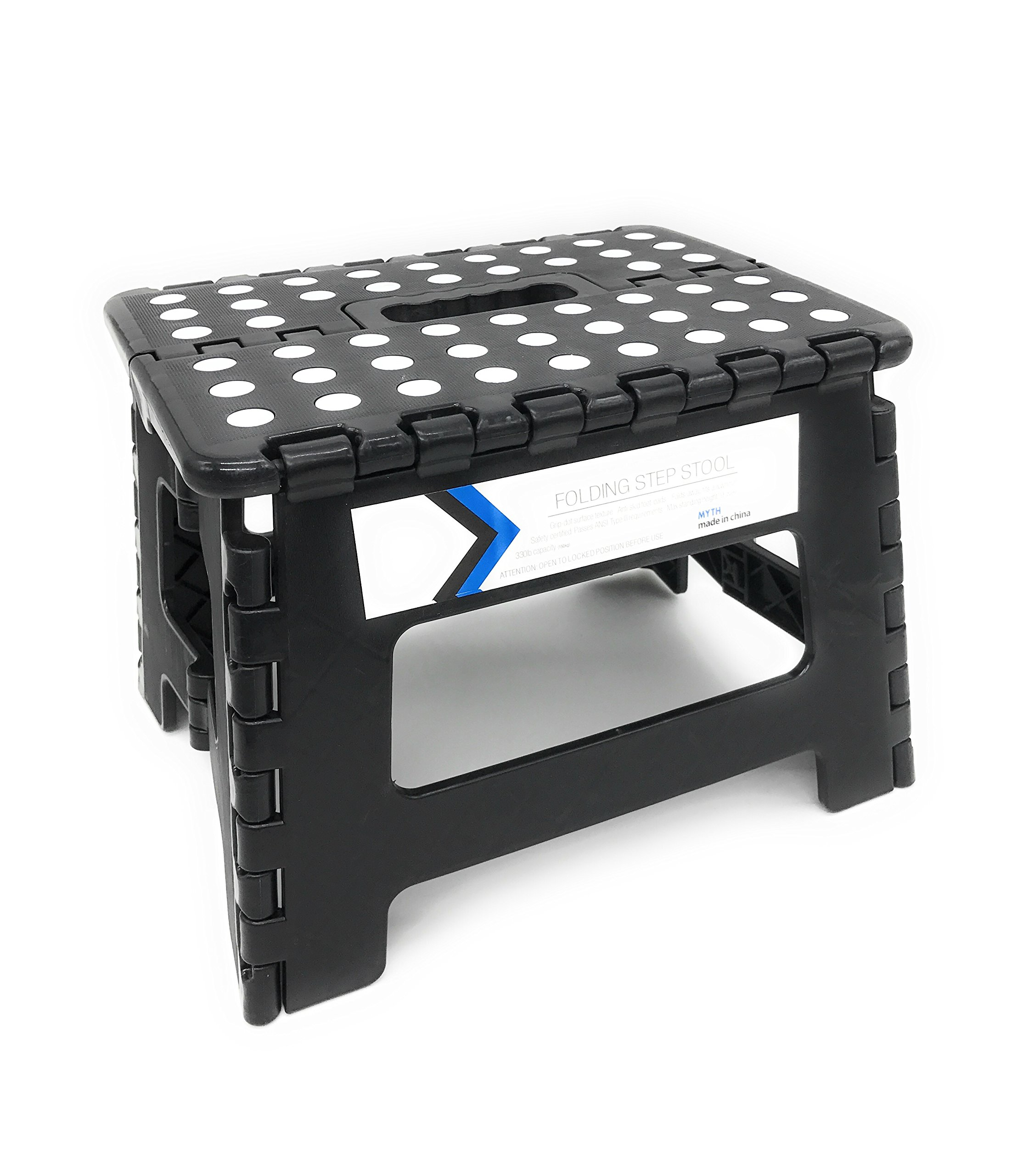 Amazon Com Folding Step Stool 13 Inches Height By Myth