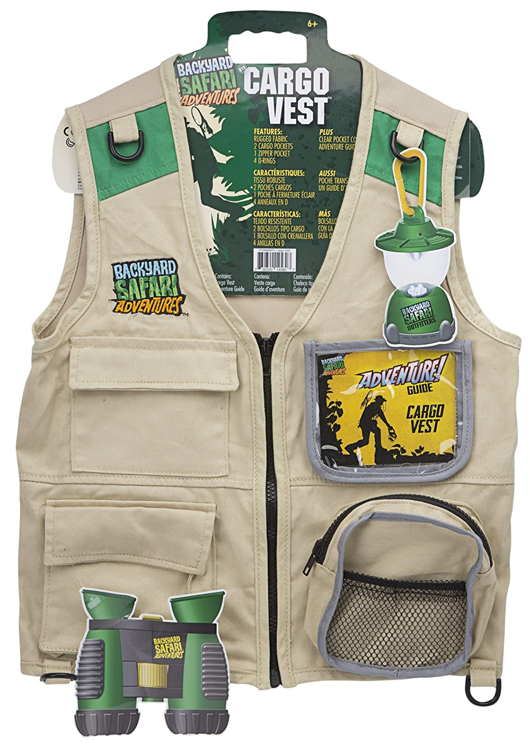 Save 50% off Cargo Vest at Ama...