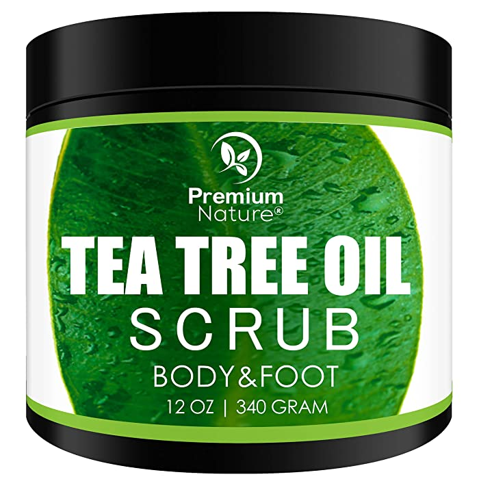 Top 4 Premium Nature Body Scrub