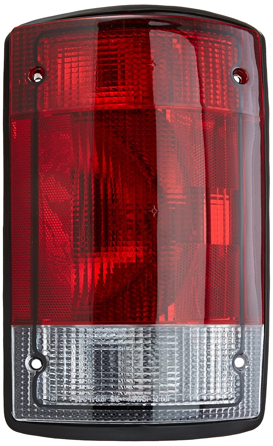 TYC 11-5007-81 Ford Passenger Side Replacement Tail Light Assembly rm-TYC-11-5007-81