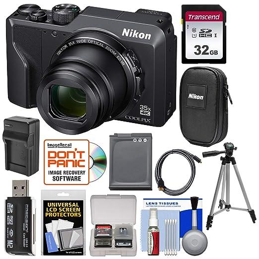 Amazon.com: Nikon Coolpix A1000 - Cámara digital (Wi-Fi, 35 ...