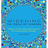 Widening the Circle of Concern: Report of the UUA Commission on Institutional Change