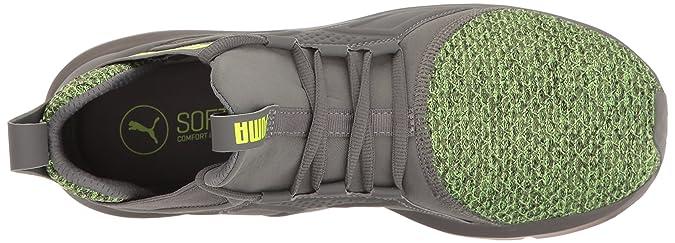Amazon.com | PUMA Mens Enzo Knit Cross-Trainer Shoe | Fitness & Cross -Training