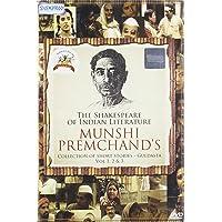 Munshi Premchand's Collection of Short Stories - Guldasta Vol : 1, 2 & 3)