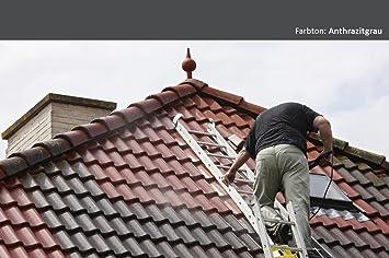 Bekannt Dachbeschichtung in verschiedenen Farben seidenmatt | BEKATEQ FG19