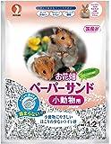 お花畑 ペーパーサンド 小動物用 1.2Lx4 (まとめ買い)