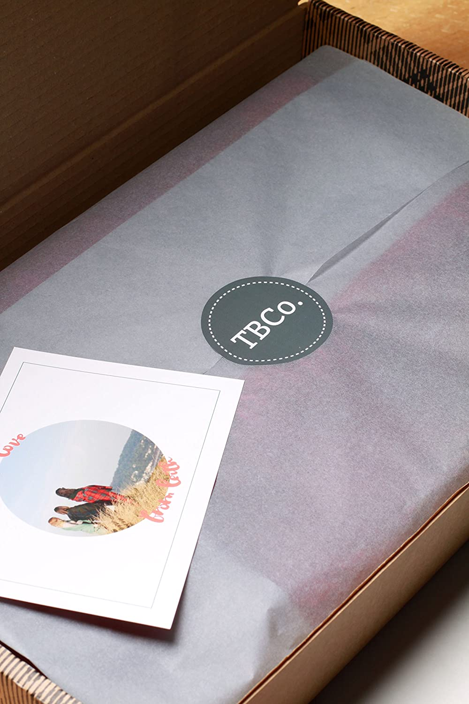 de The Tartan Blanket Co. lana Plein Bannockbane Silver Manta de lana reciclada de 175 x 150 cm