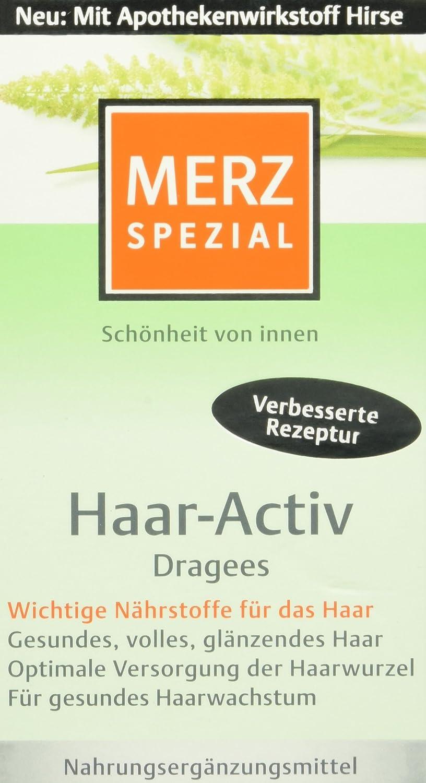 Merz Spezial Haar-Activ Dragees, 120 Stck Merz Consumer Care GmbH 92680