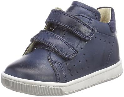 Falcotto Smith VL, Baskets Bébé Garçon, Bleu (Navy 9111), 26 EU