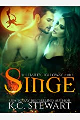 Singe (The Hailey Holloway Series Book 2) Kindle Edition