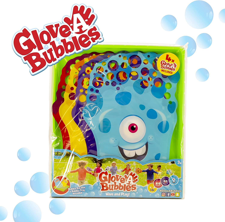 Glove-A-Bubbles - モンスター。