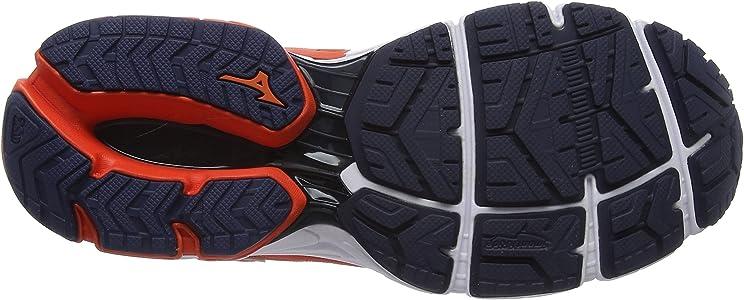 Mizuno Wave Ultima 10, Zapatillas de Running para Hombre, Rojo ...
