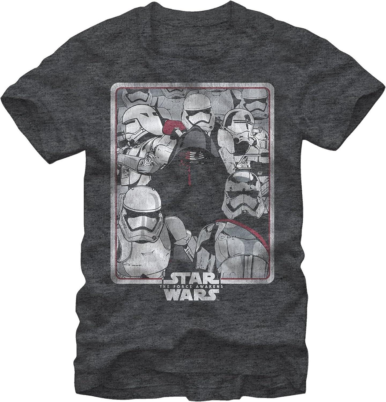 Boys Star Wars Storm Trooper T Shirt The Force Awakens Summer Top