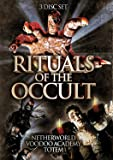 Rituals Of The Occult 3 Pack Set