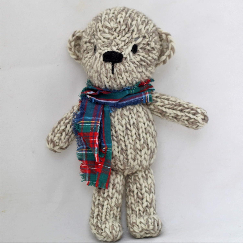 Crochet Teddy Bear - Free Pattern! - Leelee Knits | 1499x1500