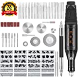Winload 78 PCs Electric Engraving Tool Kit, Micro Engraver with Scriber Etcher 44 Bits and 6 Polishing Head and 24…