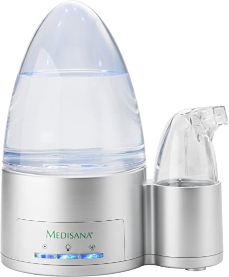 Medisana Medibreeze 60003 Humidificador Intensivo por Ultrasonidos ...